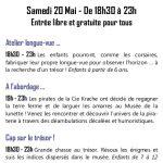 Programme Nuit des Musées au Musée de la lunette de Morez